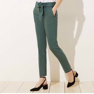 Tall Slim Tie Waist Pants in Marisa Fit